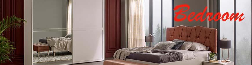 غرف نوم  - White