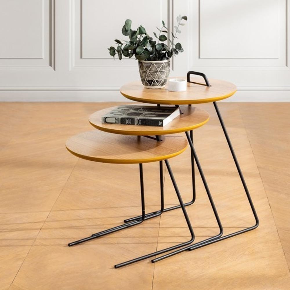METIS COFFEE TABLE (LG8-408)