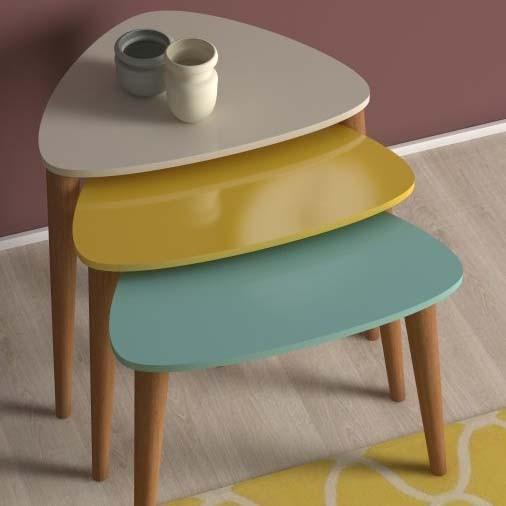 Bolero Zigon Coffee Table