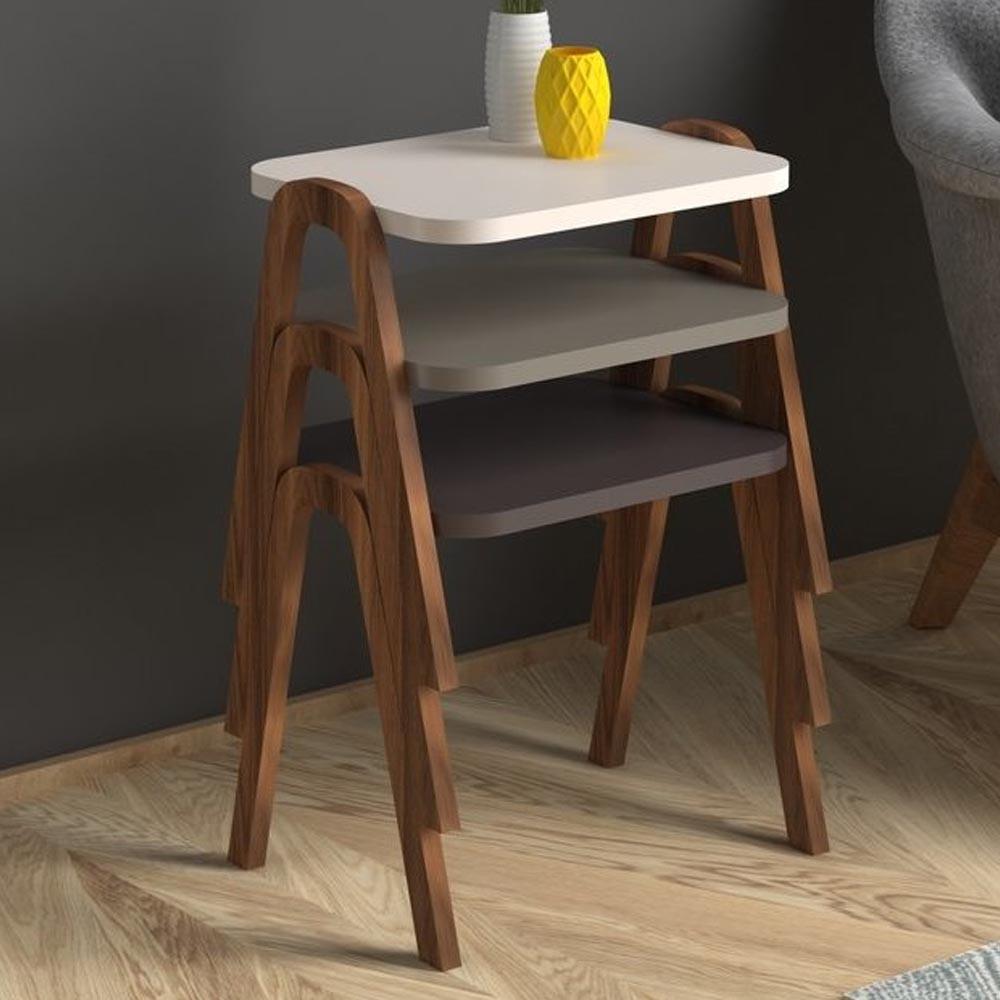 TRIOT ZIGON COFFEE TABLE (NT3-411)