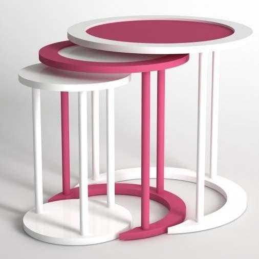 Bubble Zigon Coffee Table