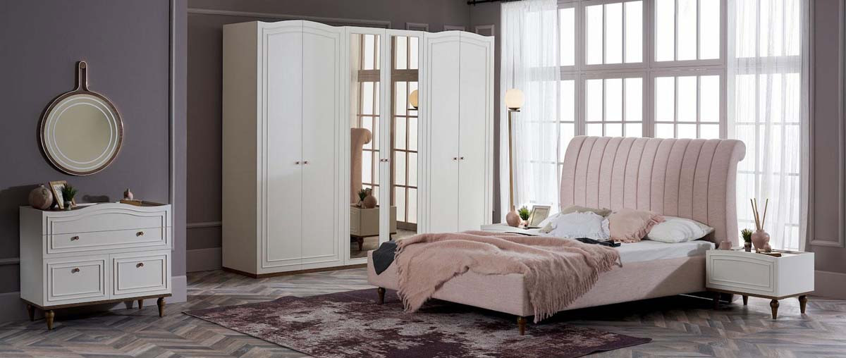 ALFEMO CATHERINE BEDROOM
