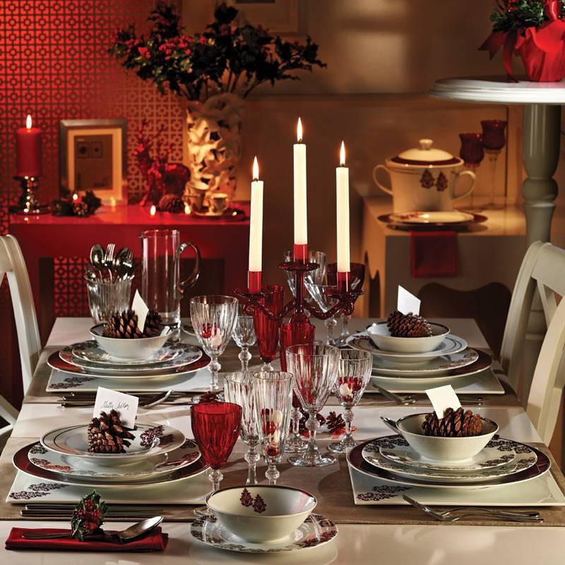 Kutahya Porselen IRIS 97 Pieces 7031 Patterned Dinnerware Set
