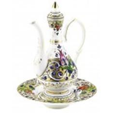 Kutahya Porselen IB03LT1353824 Hand Made Carafe