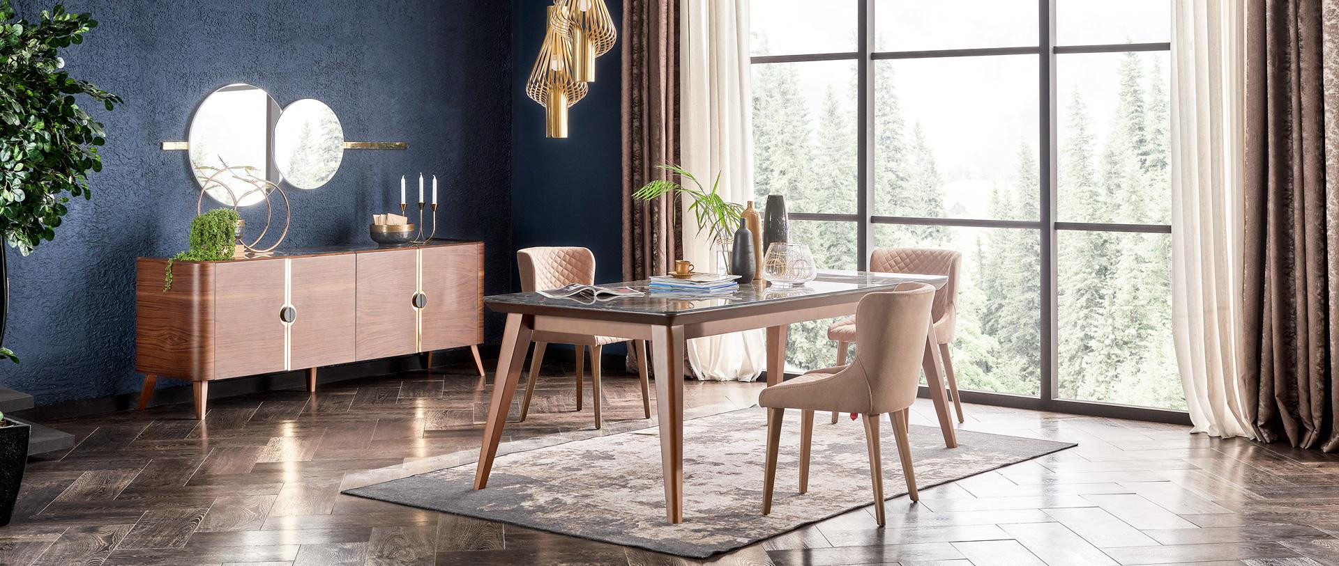 ALFEMO MARVIN DINING ROOM