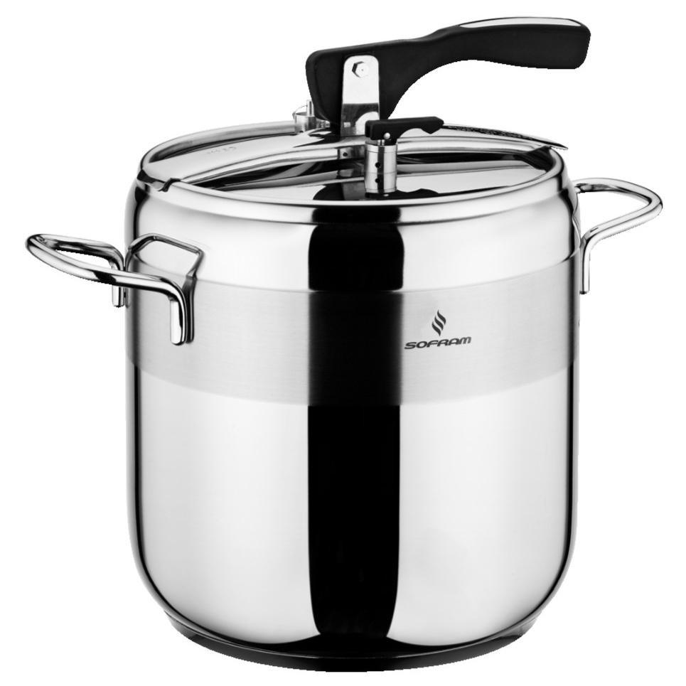 Sofram SOFT Pressure Pot Cooker 10 lt 24 cm