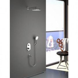 Tenedos Concealed Shower Set