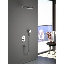 Tenedos Concealed Shower Set