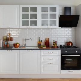 Ors Membrane Built-in Modular Kitchen Cabinet 240 cm