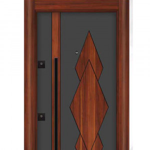 Steel Door MT 11