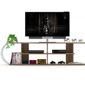 RAFEVİ CASE TV UNIT (WALNUT) (RE3-156)