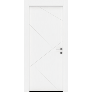 PVC Faced Door MT045