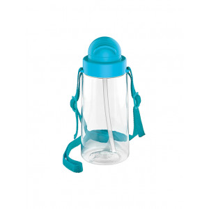 Migo 500 cc Water Bottle With Straw (900041)