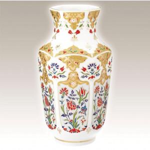 Kutahya Porselen AN25VZ01412 Hand Made Antique Vase