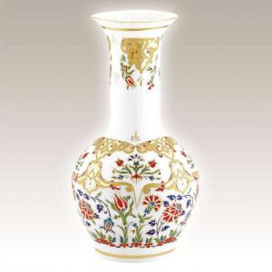 Kutahya Porselen EG25VZ01412 Hand Made Antique Vase