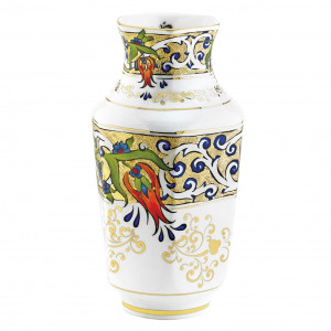 Kutahya Porselen AN25VZ1353824 Hand Painted Antique Vase