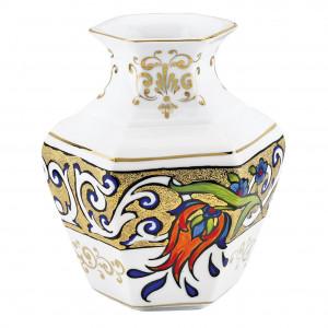 Kutahya Porselen HK15VZ1353824 Hand Made Antique Vase