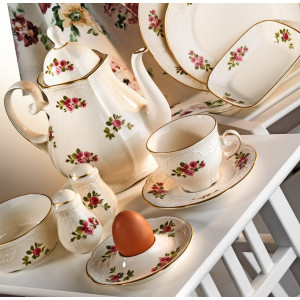 Kutahya Porselen MITTERTEICH CAPRICE 42 Pieces 77752 Patterned Dinnerware Set