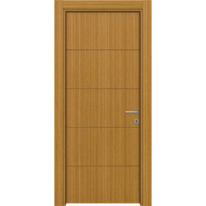 Wood Veneered Door MT003