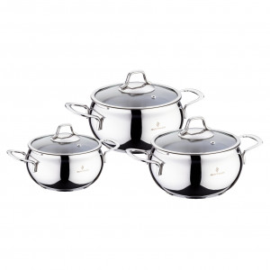 Sofram LUNA 6 Pieces Cookware Set