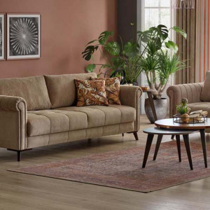ALFEMO MOENA SOFA SET