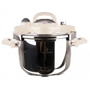 Sofram NESTA Matic Cream Pressure Pot Cooker 4 lt 22 cm