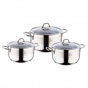Sofram SOFT 6 Pieces Cookware Set