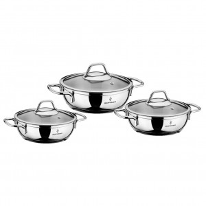 Sofram SOFT 6 Pieces Omelet Set