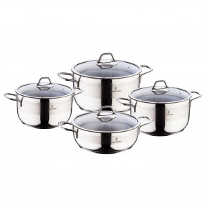 Sofram SOFT 8 Pieces Cookware Set