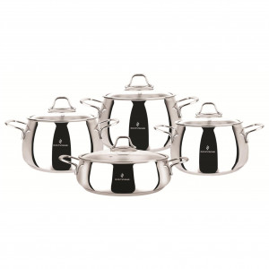 Sofram VENUS 8 Pieces Cookware Set