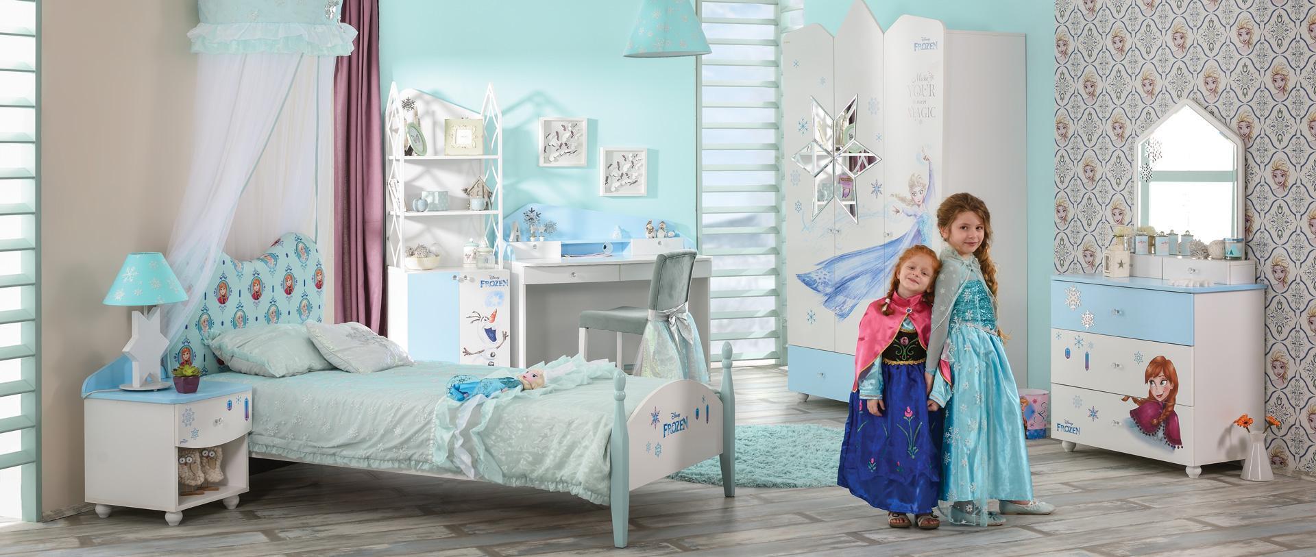 ALFEMO KIDS&TEENS DISNEY FROZEN YOUNG ROOM