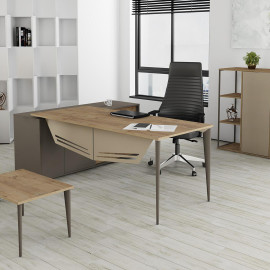 RITIM ETAGERE OFFICE SET