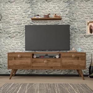PENTA WALNUT 140 CM TV TABLE (NK3-223)