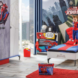 ALFEMO KIDS&TEENS DISNEY SPIDERMAN YOUNG ROOM