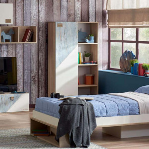 ALFEMO KIDS&TEENS DENIM YOUNG ROOM