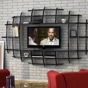NEW ELIPS TV UNIT BOOKCASE (KS3-371)