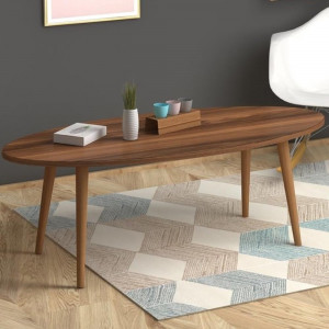 ORBITE MIDDLE TABLE WALNUT (NT3-482)