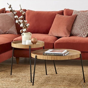 RONDA COFFEE TABLE SET (LG8-400)