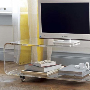 TRANSPARENT TV UNIT (NM3-748)