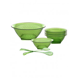 Salad Bowls & Serving Set Charm Salad Set (862002)