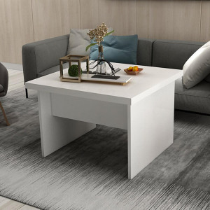 NEW KARISMA SMART TABLE AND TABLE WHITE (KS3-227)