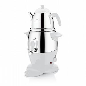 سوفرام إبريق شاي كهربائي لون أبيض