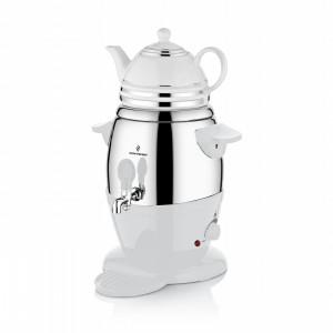 سوفرام إبريق شاي كهربائي بورسلان  لون أسود